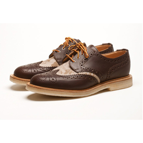 Mark McNairy Digi-Camo Country Brogue