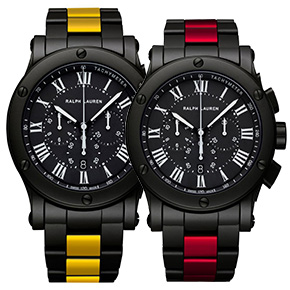 Watch Porn: Ralph Lauren Limited Edition Sporting Chronograph