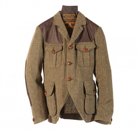 Barbour Sapper Jacket >> Tokito Yoshida For Barbour