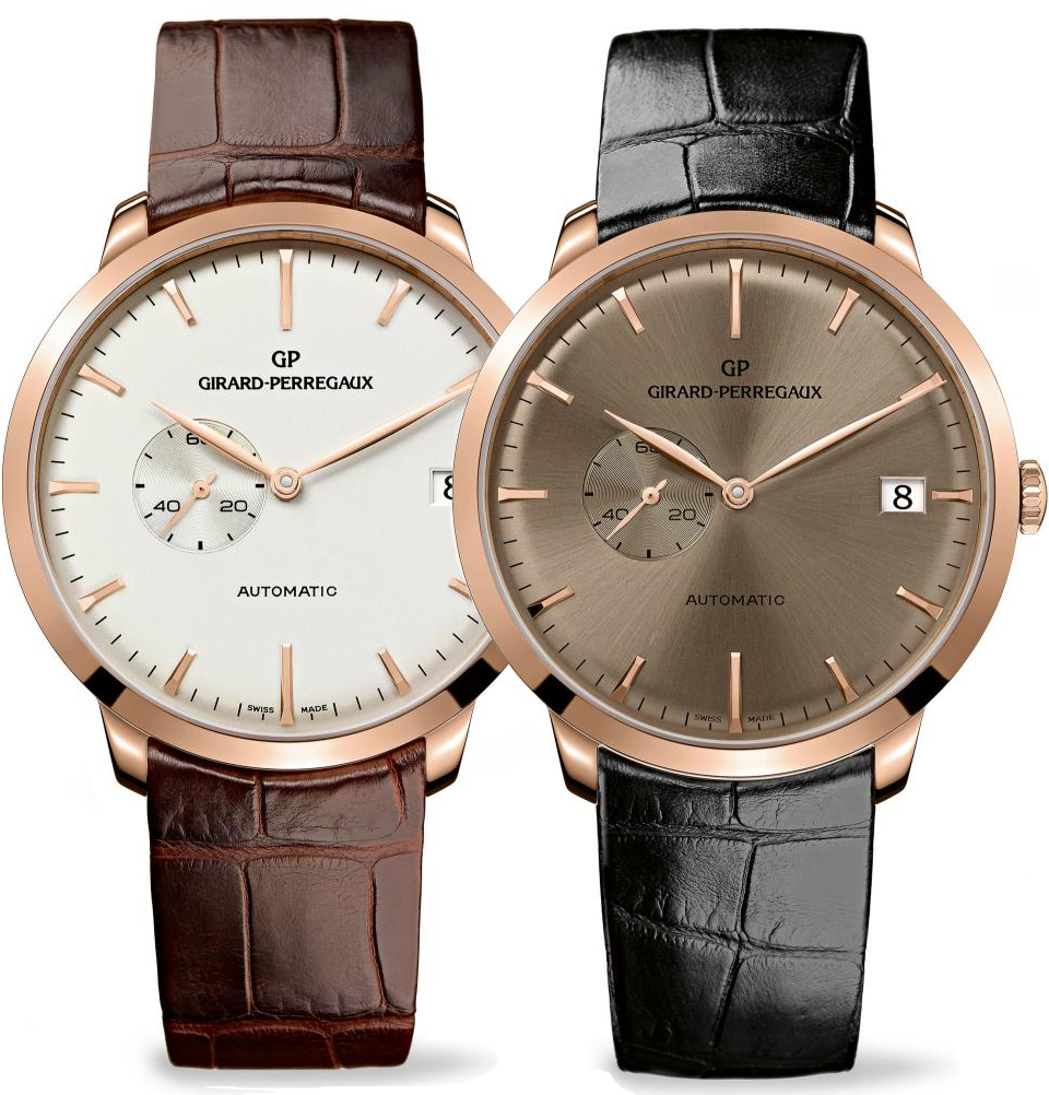 Girard-Perregaux 1966 Small Seconds and Date