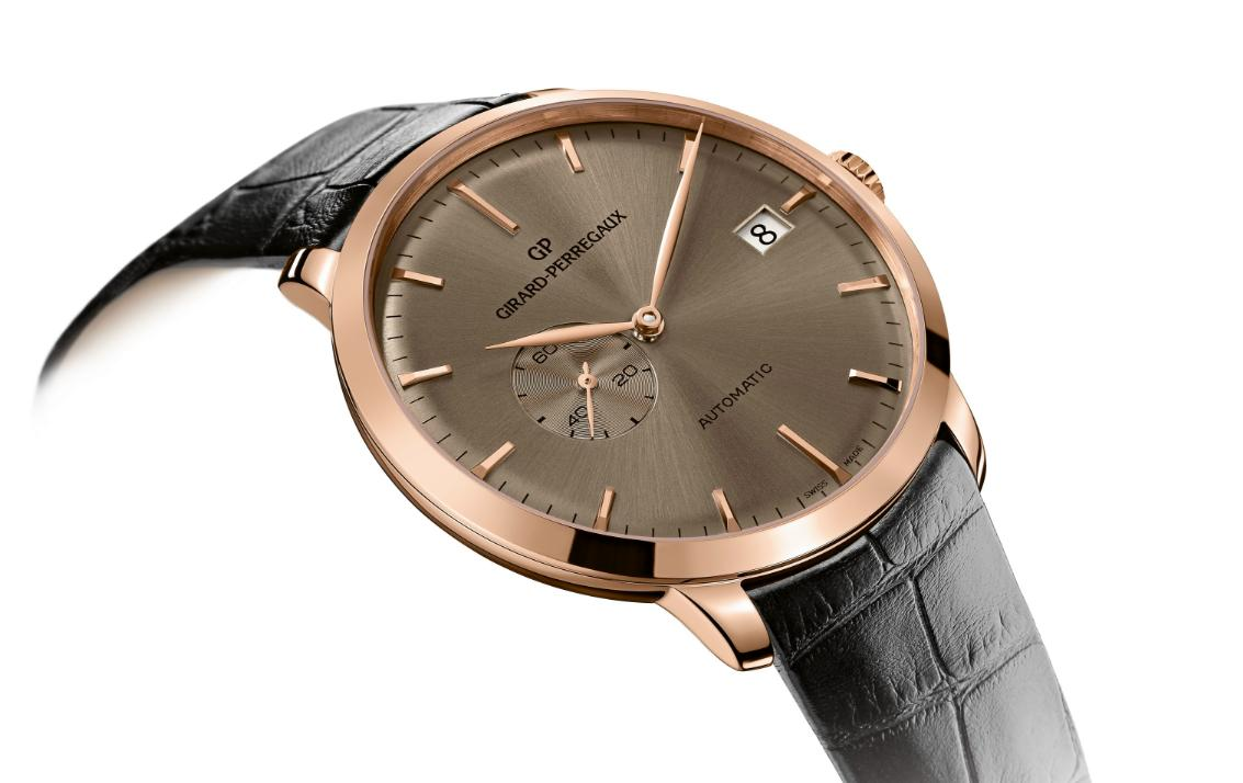 Girard perregaux 1966 small seconds and date for Girard perregaux