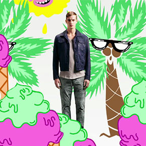 Barneys Spring 2013 Collections: Wild Things