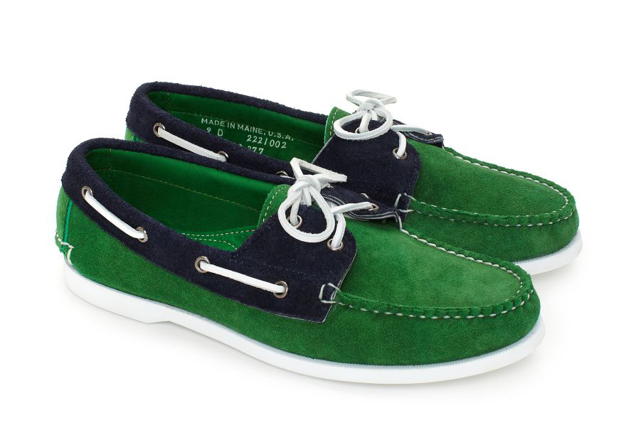 Rancourt & Co. For Jack Spade Boat Shoes On Sale Now