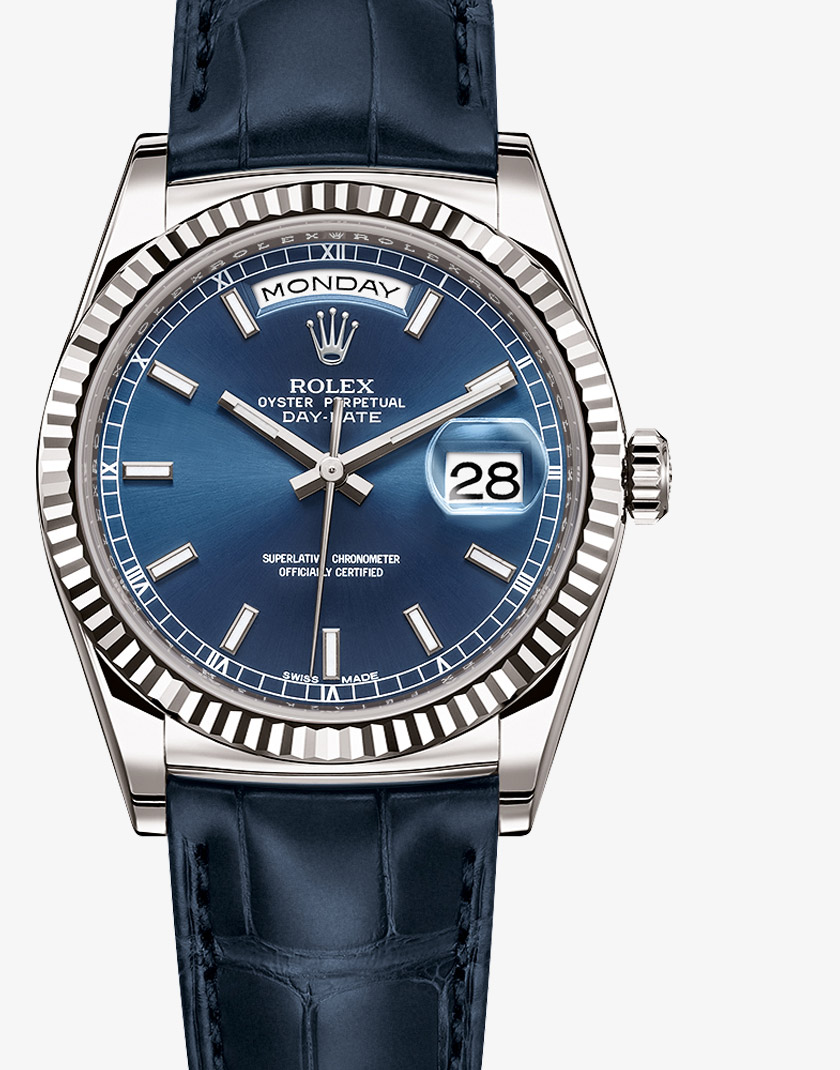 the new rolex oyster perpetual day date. Black Bedroom Furniture Sets. Home Design Ideas