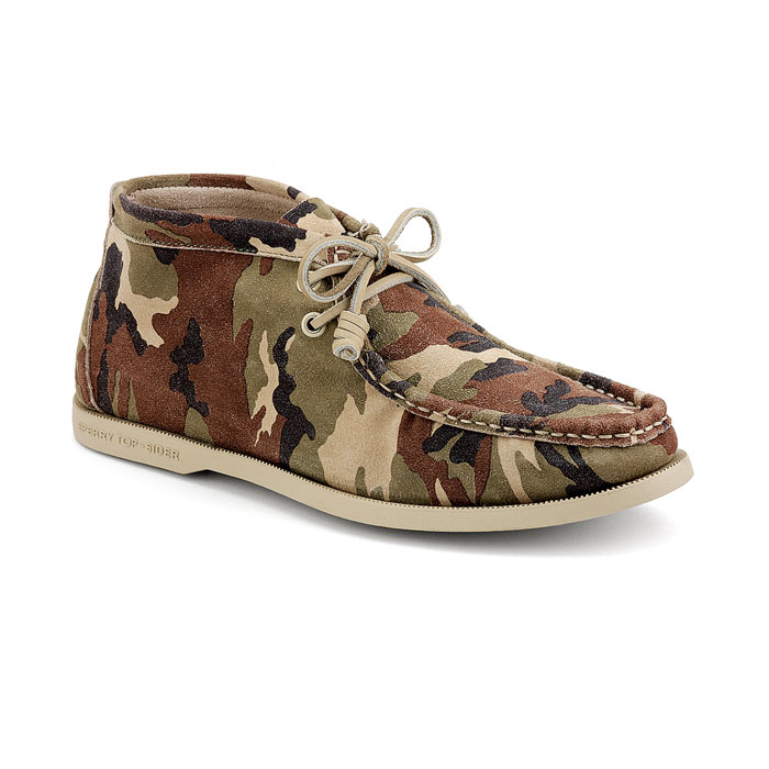 Womens Realtree Boat Shoes