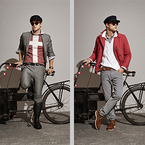 GANT by Michael Bastian Pre-Fall 2013