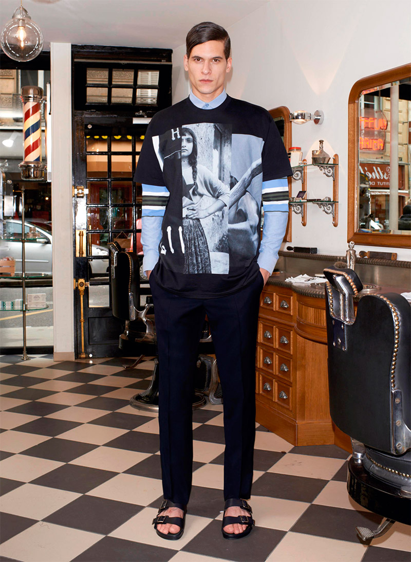 Givenchy Pre Fall 2016 Collection: GIVENCHY PRE-FALL 2014