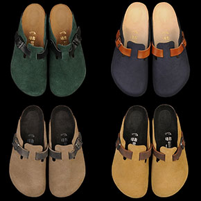 Unionmade Exclusive: Birkenstock Japan-Only Bostons