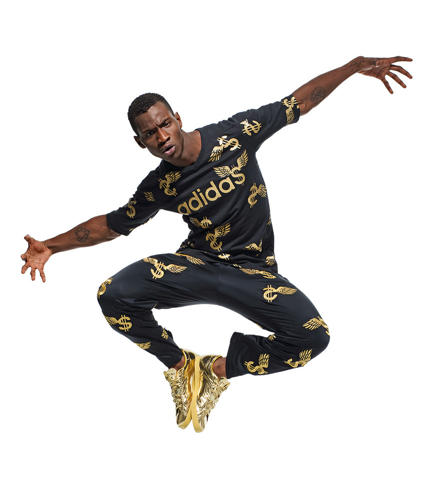 Adidas Originals X Jeremy Scott SS14_15