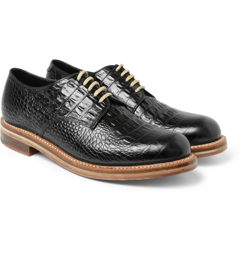 MR PORTER LC:M Footwear Collection