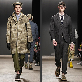 Mark McNairy New Amsterdam Fall 2014
