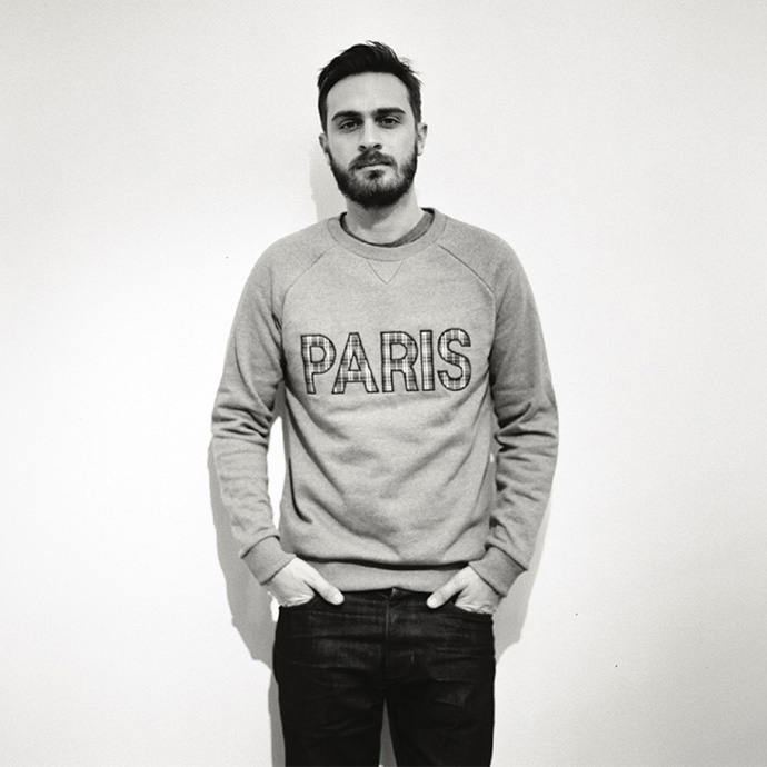 AMI & FrenchTrotters PARIS Sweatshirt