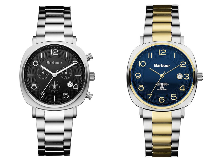 Barbour Watches Beacon 12