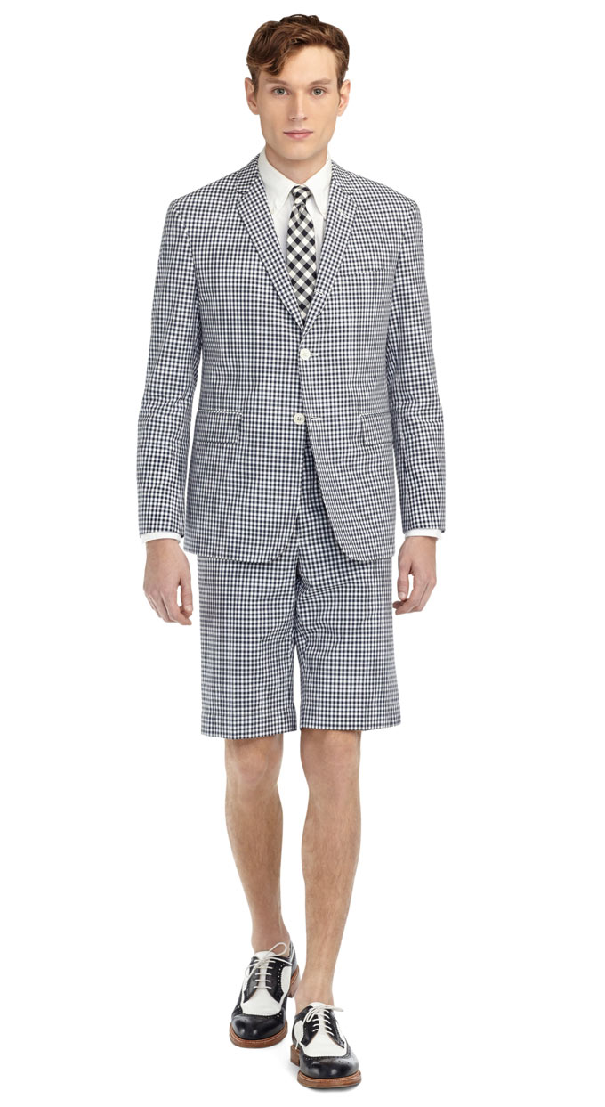 Black Fleece SS14 Gingham 01
