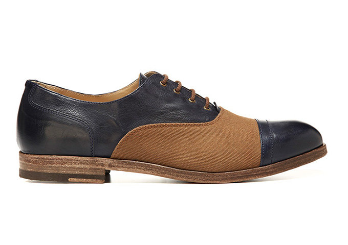 Armando Cabral SS14 Terry_Navy_Dark_Brown
