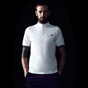 Fred Perry X Bradley Wiggins AW14