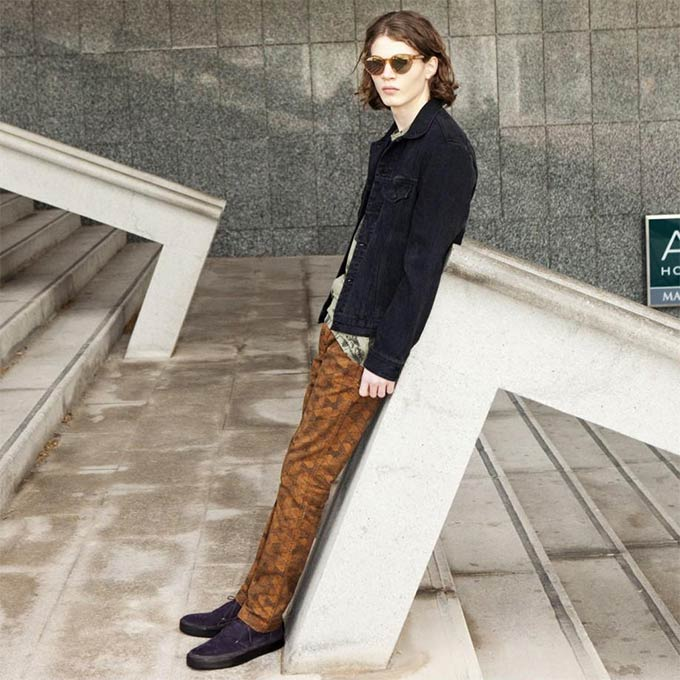 Paul Smith Jeans Geodesic Prints_05
