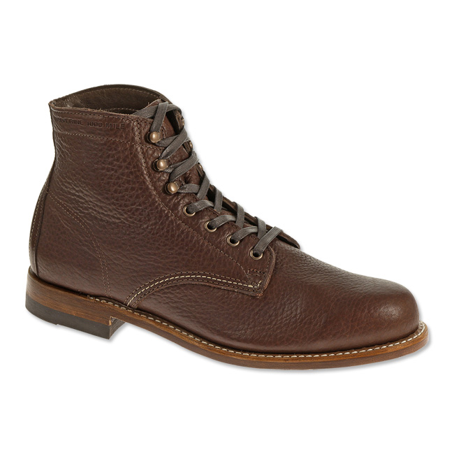 Wolverine 100 Mile Centennial Boot_01