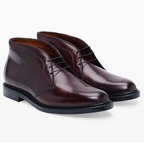 Allen Edmonds For Club Monaco