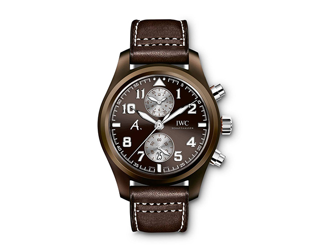 IWC Pilot's Watch Chronograph Edition_front
