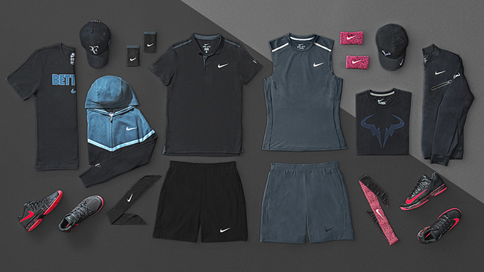 NIKE 2014 US Open_Night Kit