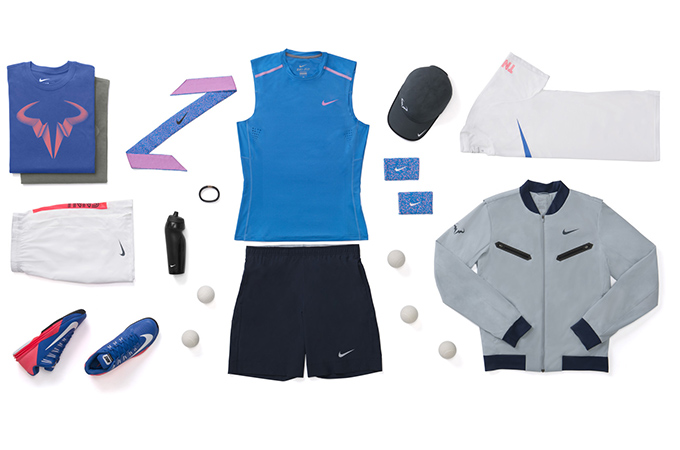 NIKE 2014 US Open_Rafa Kit