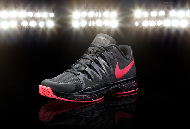 NIKE 2014 US Open_Shoes Night Vapor
