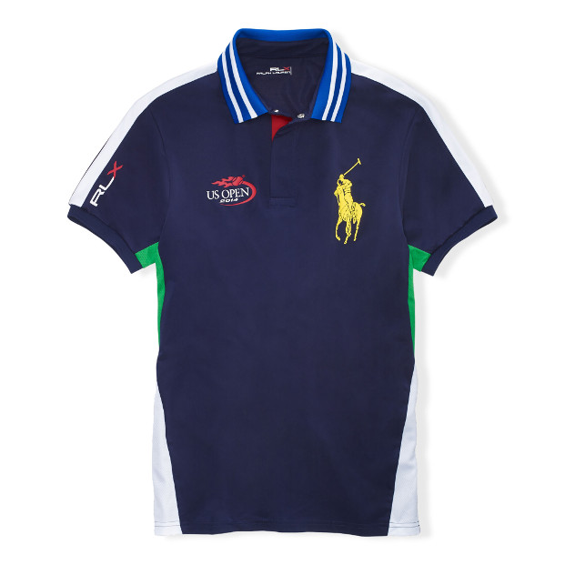 Ralph Lauren 2014 US Open Collection Ball Boy Polo