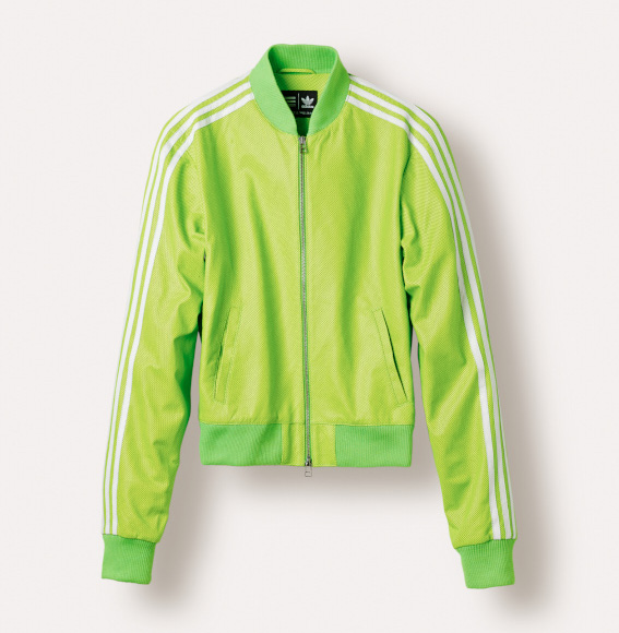 Adidas Originals X Pharrell Track Jackets_Mint