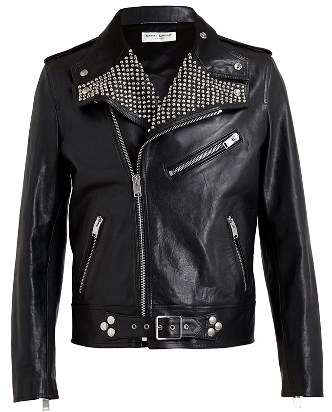 Biker Jackets Saint Laurent_01