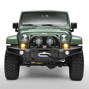 The New AEV Filson Edition Wrangler