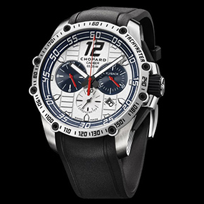 Watch Porn: Chopard Superfast Jacky Ickx Edition