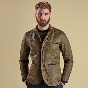 Barbour For Land Rover Autumn Winter 2015