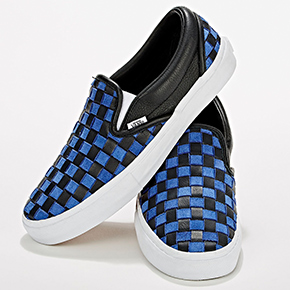 Barneys New York Limited Edition Vans