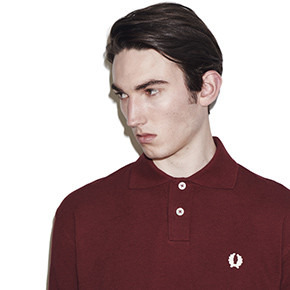 Fred Perry X Nigel Cabourn AW15