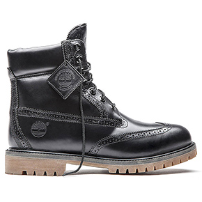 Timberland Black Quartz Collection