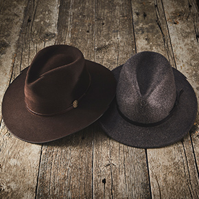 Stetson for C.C. Filson Co.