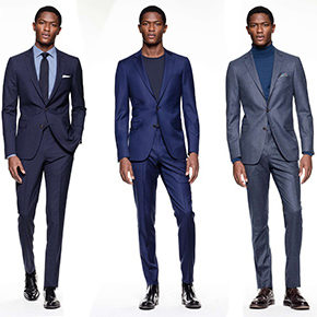 The New Todd Snyder Black Label Suit