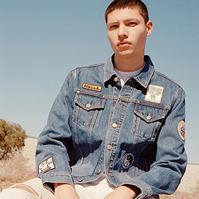 Ovadia & Sons X Steven Harrington Lookbook